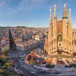 Barcelona, Madrid, Castilla, Galicia y Portugal